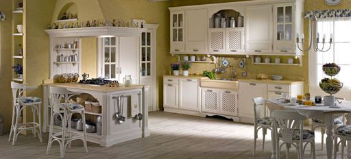 stile cucina country