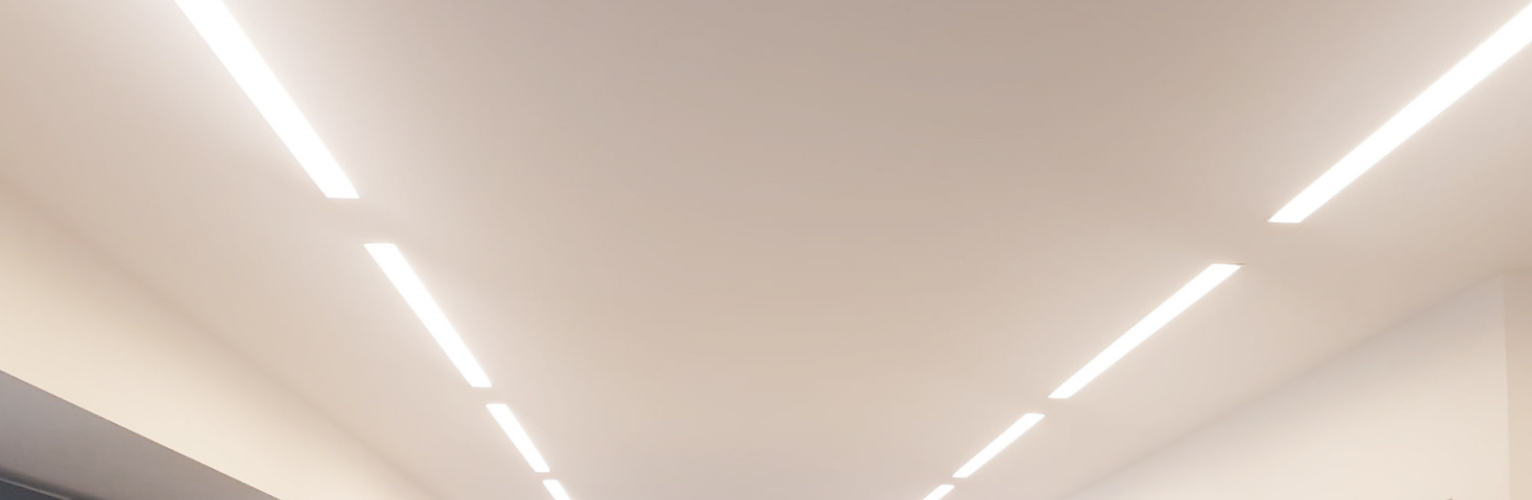 lame luce soffitto