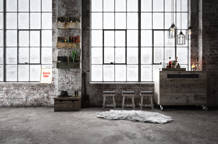 materiali-restisenti-stile-industrial