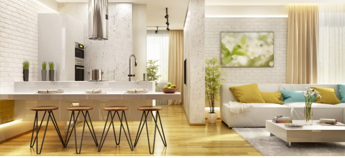 trend cucina open space